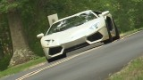 Lamborghini Aventador: Flashy and fun