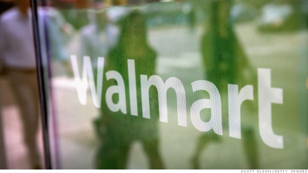 walmart same sex benefits