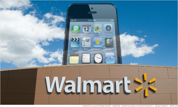 walmart iphone5 trade in