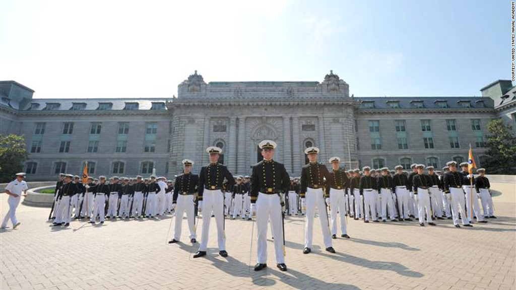 highest paid alumni usna