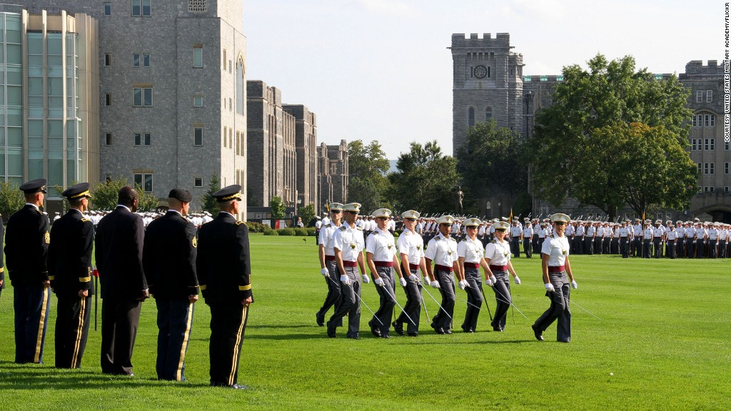 United States Military Academy - Colleges with the highest-paid ...