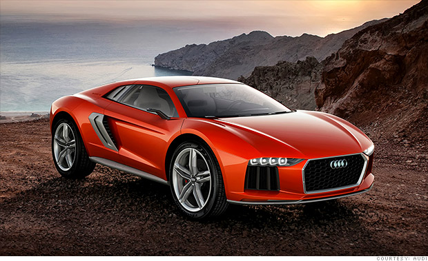 Cool Cars From The Frankfurt Motor Show Florida Shooters Network - Cool cars florida