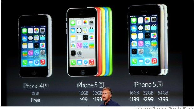 apple iphone new products