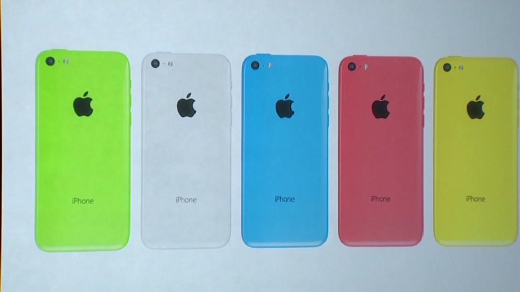 Apple's $99 iPhone 5C in 60 seconds