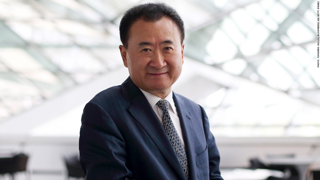 wang jianlin billionaire china