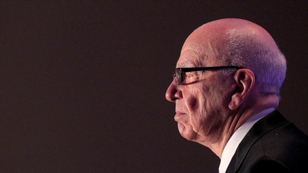Does Murdoch need to watch his back?