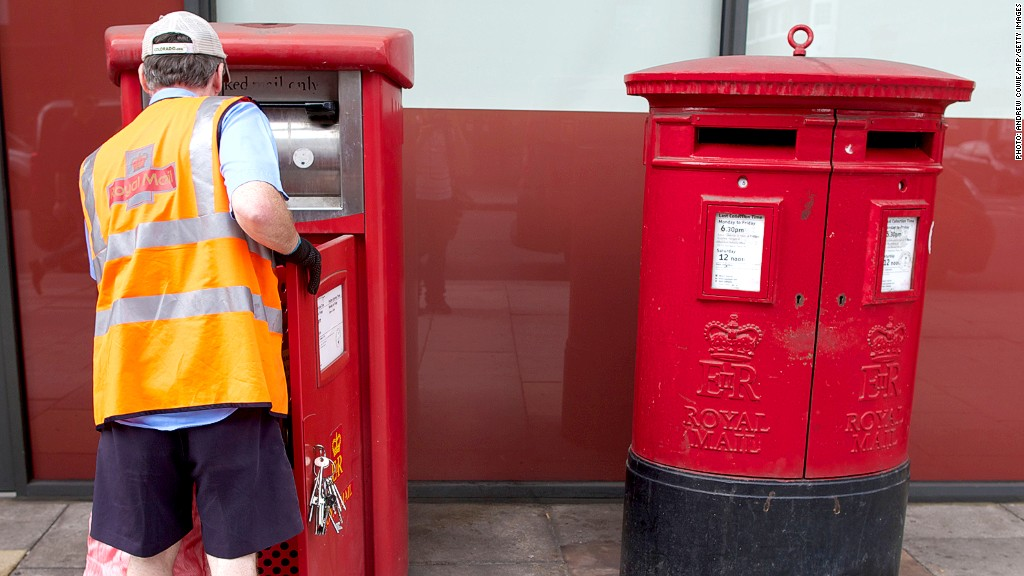 uk royal mail ipo