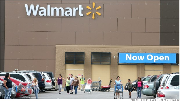 Wal-Mart vows to open D.C. stores, after mayor vetoes wage bill