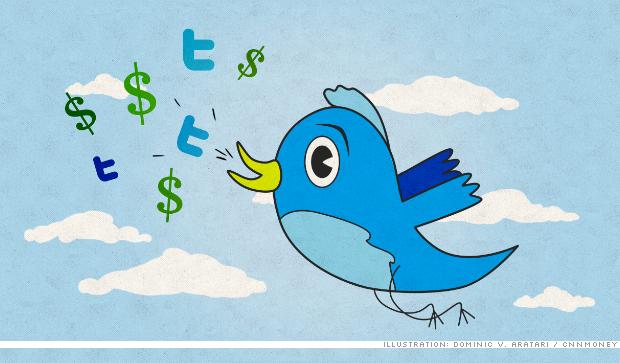 Twitter aún no es rentable