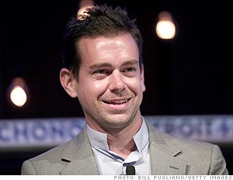 twitter founders jack dorsey