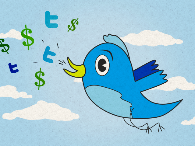 #Crisis for Twitter? Stock at all-time low