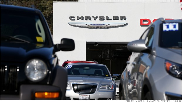 chrysler ipo