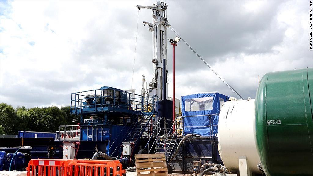 fracking hot spots