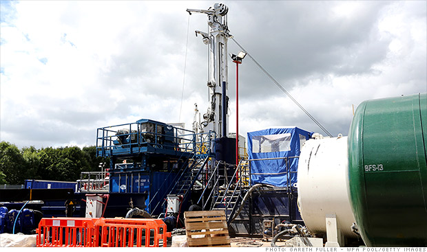 The world's next fracking hot spots