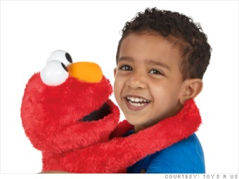 toys r us hot toys big hugs elmo