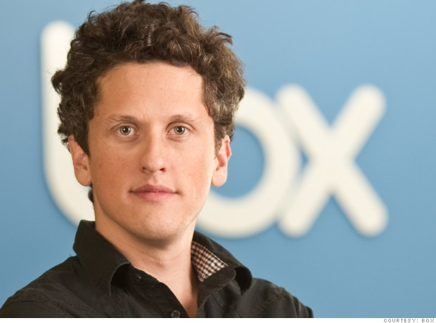 40u40 aaron levie box