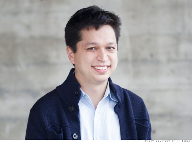 40u40 ben silbermann pinterest