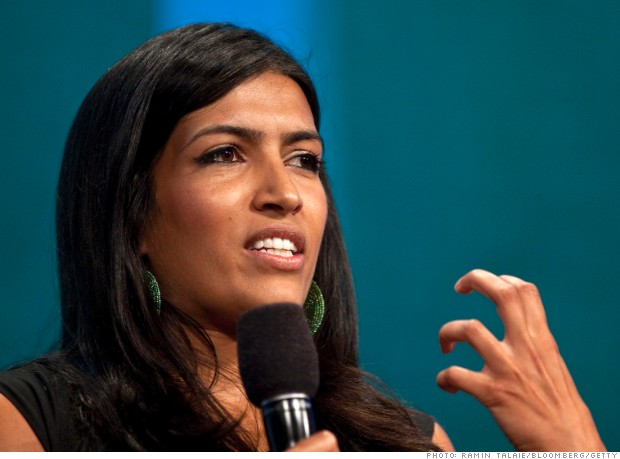 40u40 ones to watch leila janah