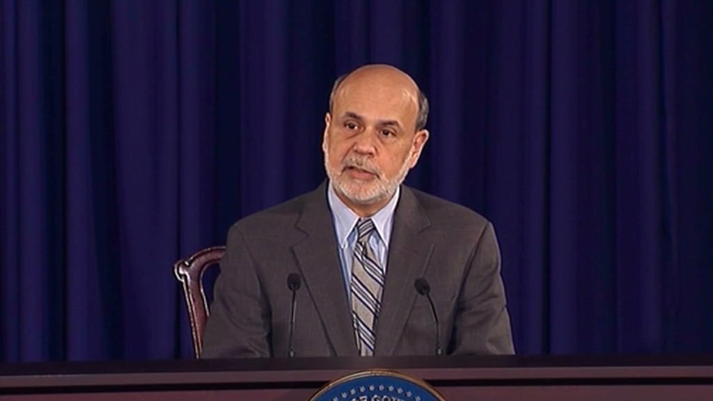 Bernanke's no-taper presser in 2 mins