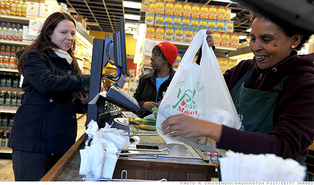 House bill would take 3.8 million off food stamps