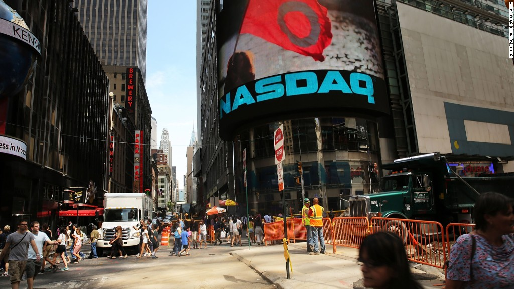 nasdaq exchanges