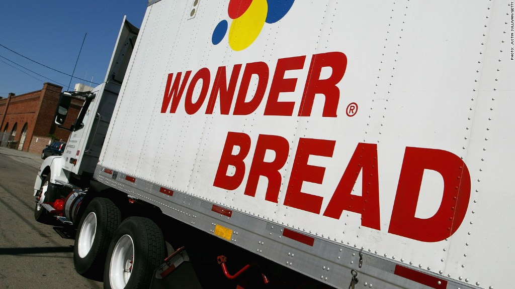 wonder bread returns