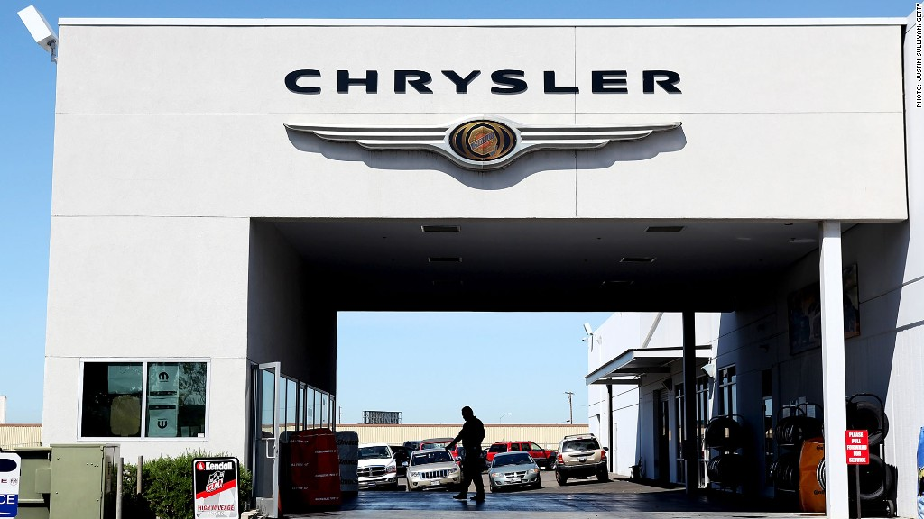 chrysler cnbc