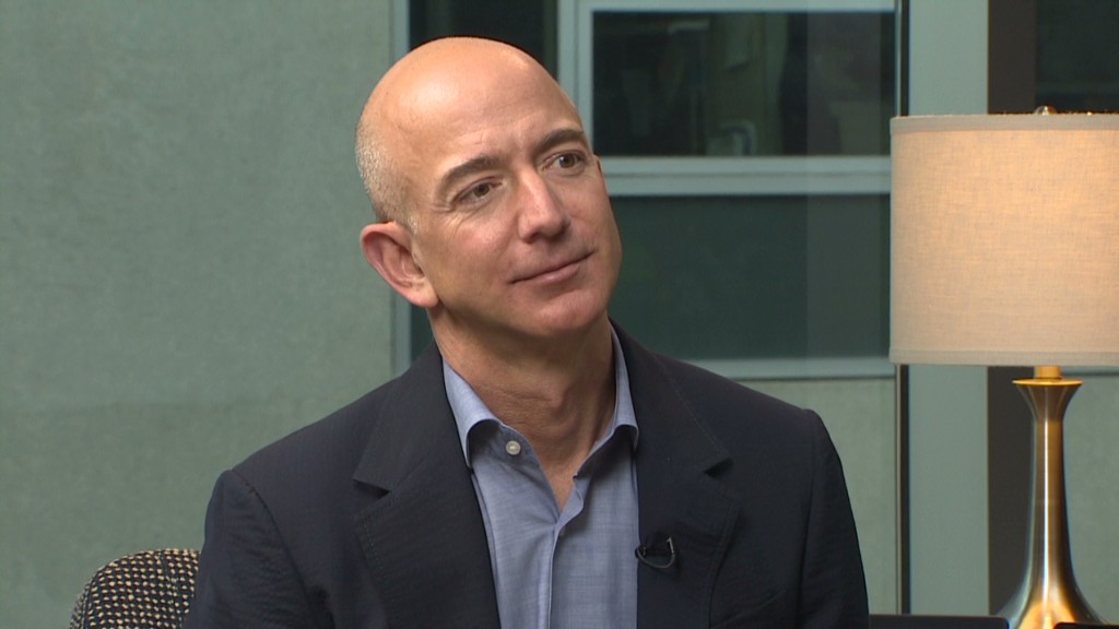 Bezos' approach to tablets, newspapers