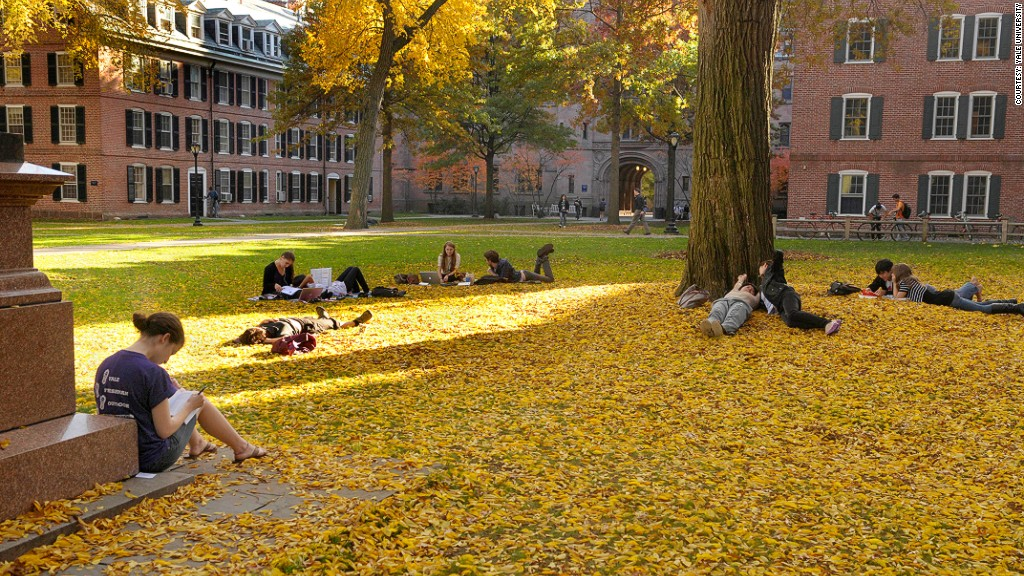yale university endowment