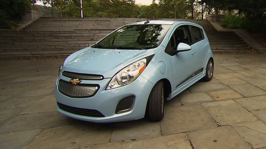 Chevy Spark EV: Greener, faster, better