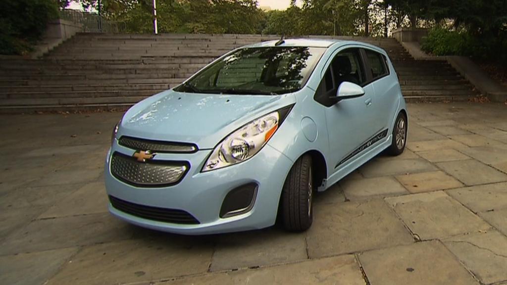 Chevy Spark EV: Greener, faster, better