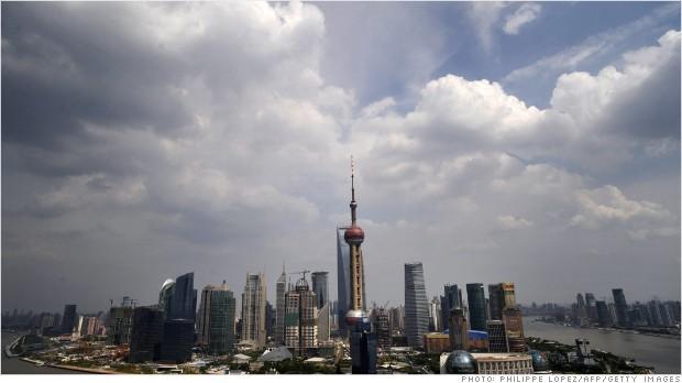 shanghai trade