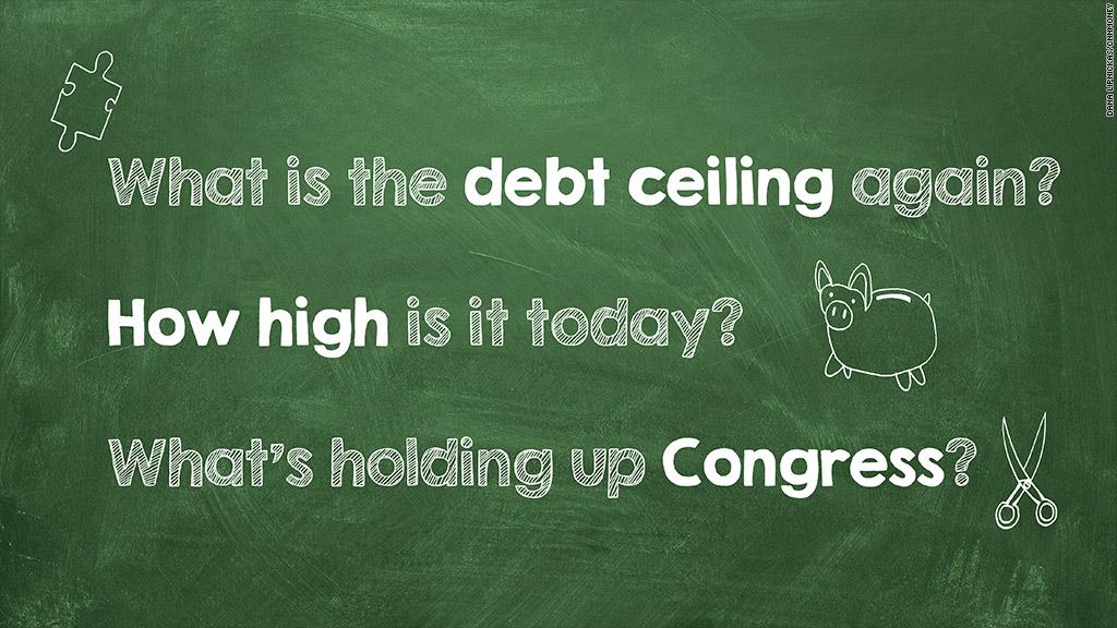 debt ceiling faq