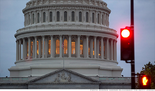 Federal government shutdown draws near as bickering continues