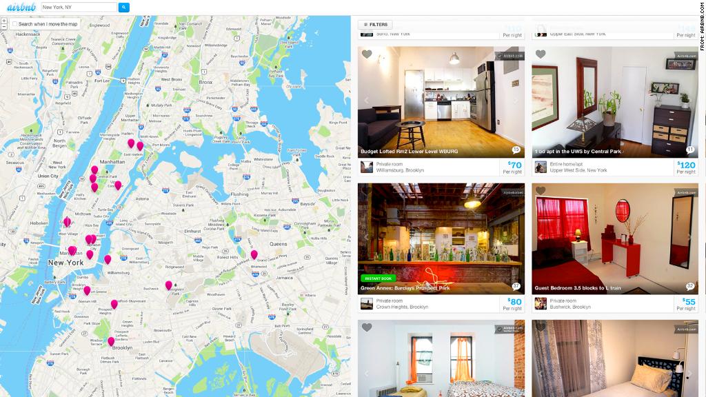 new york airbnb rentals