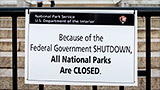 What the shutdown looks like