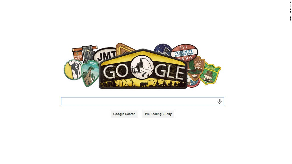 google doodle 100113