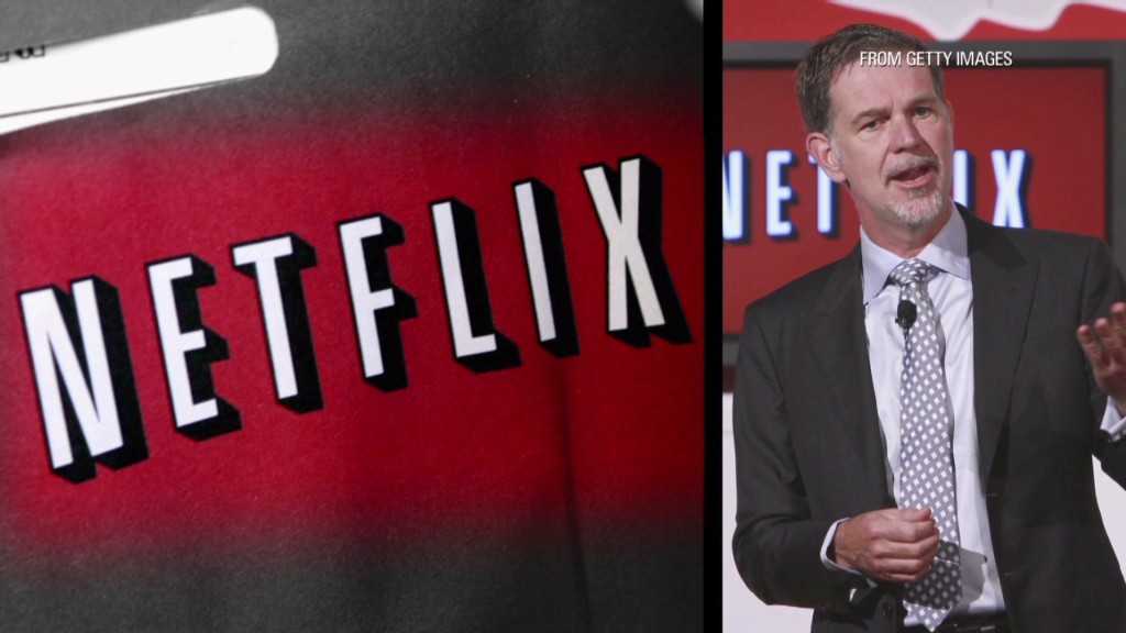Nothing is stopping Netflix