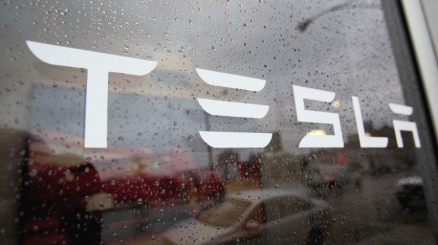 Tesla stock may be losing air