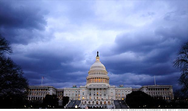 capitol debt ceiling