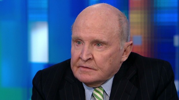 Jack Welch: Congress deserves 'a spanking'