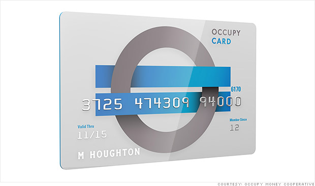 occupy card