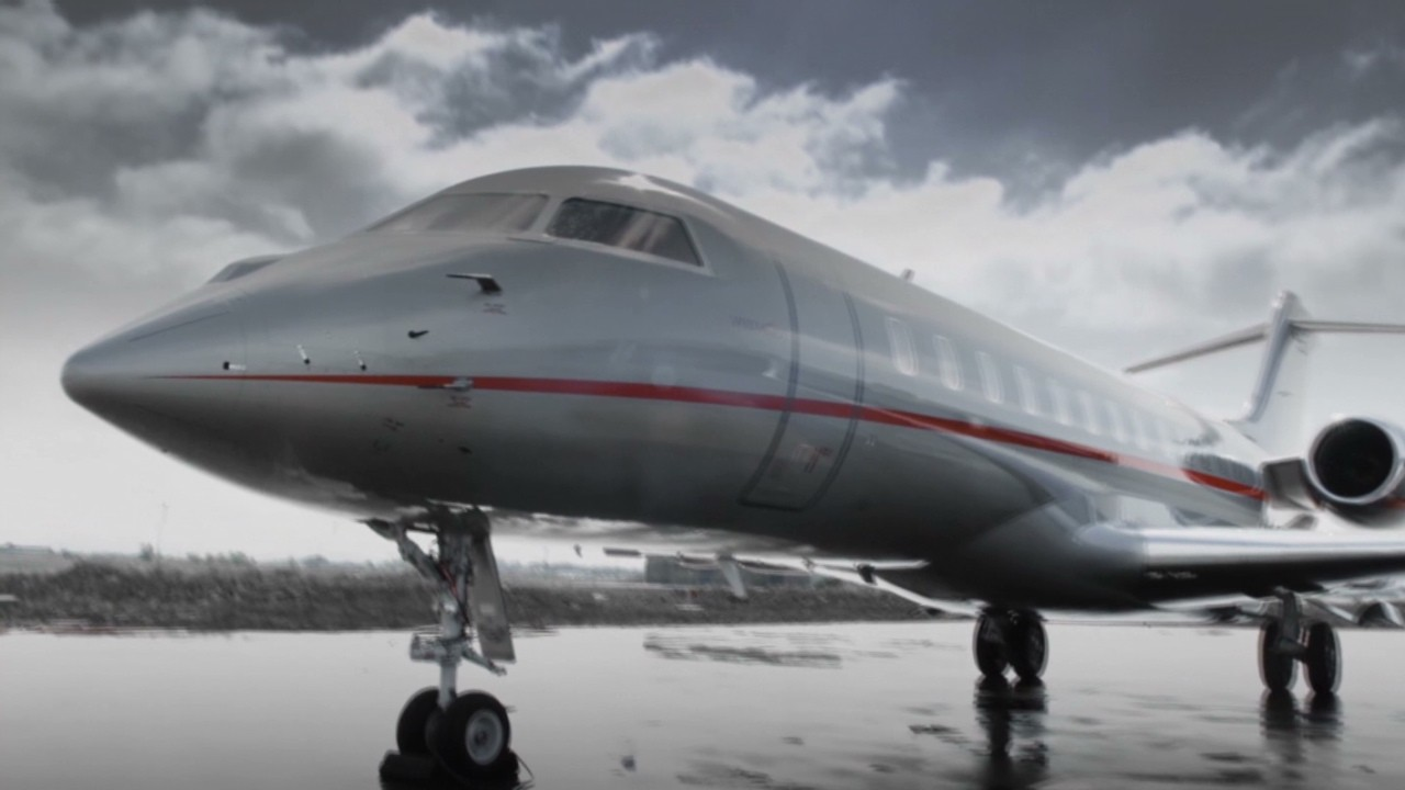 Why I Started A Private Jet Company  Video  Business News