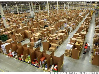 holiday hiring amazon
