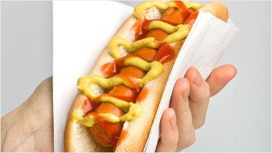Here's what goes into your hot dog