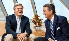 Steve Case and Ted Leonsis: Their revolution