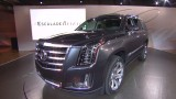 Peek inside the new Cadillac Escalade