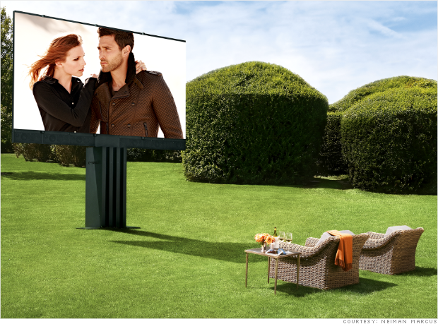 fantasy gift outdoor entertainment system