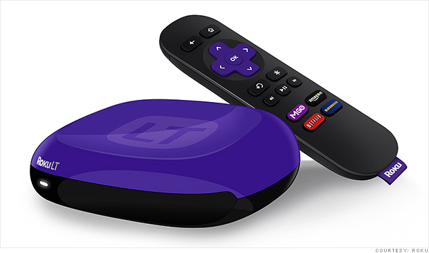 surprise  roku lt is a better buy than apple tv