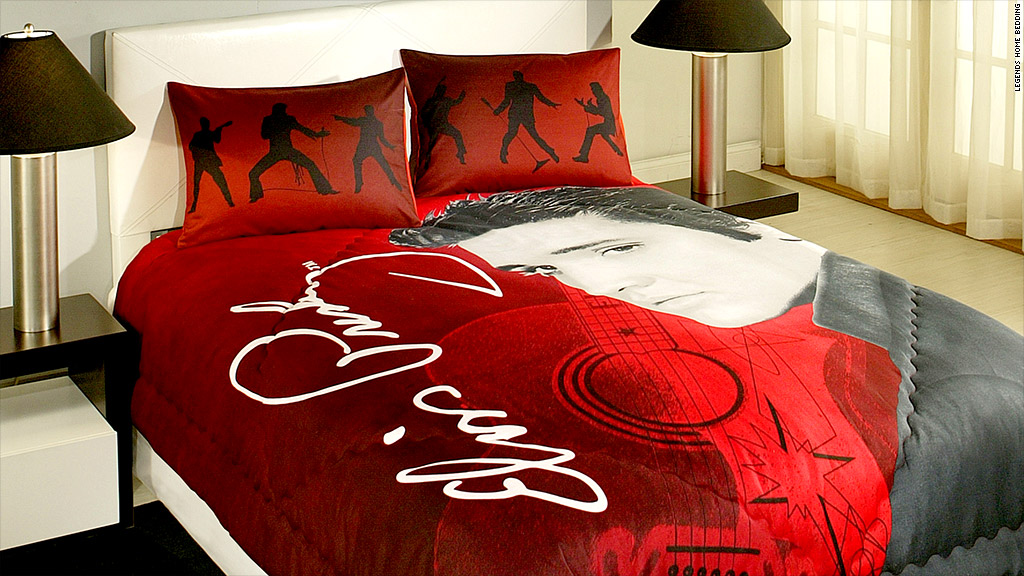 walmart hot products elvis bedding